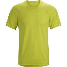 Arc'teryx Cormac - T-shirt manches courtes Homme - jaune